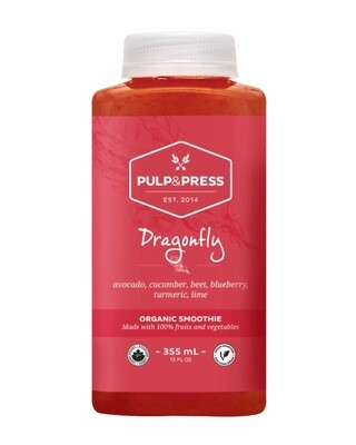 Pulp & Press - Dragonfly Smoothie 355ml