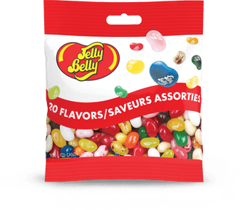 Jelly Belly - 20 Flavours  100g