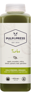 Pulp & Press - Turbo 473ml