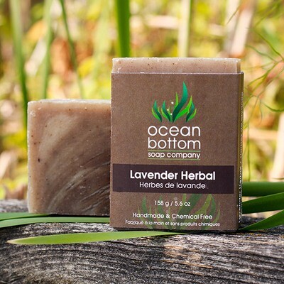 Ocean Bottom - Lavender Herbal