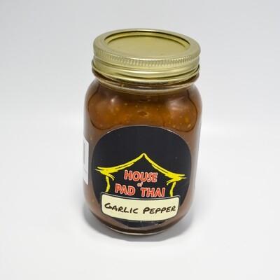 House of Pad Thai - 500ml Garlic Pepper Sauce
