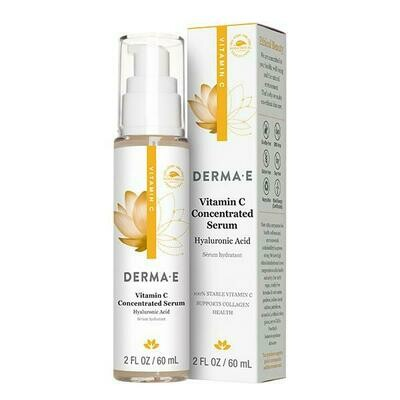 Derma-E  Vitamin C Concentrated Serum (60ml)