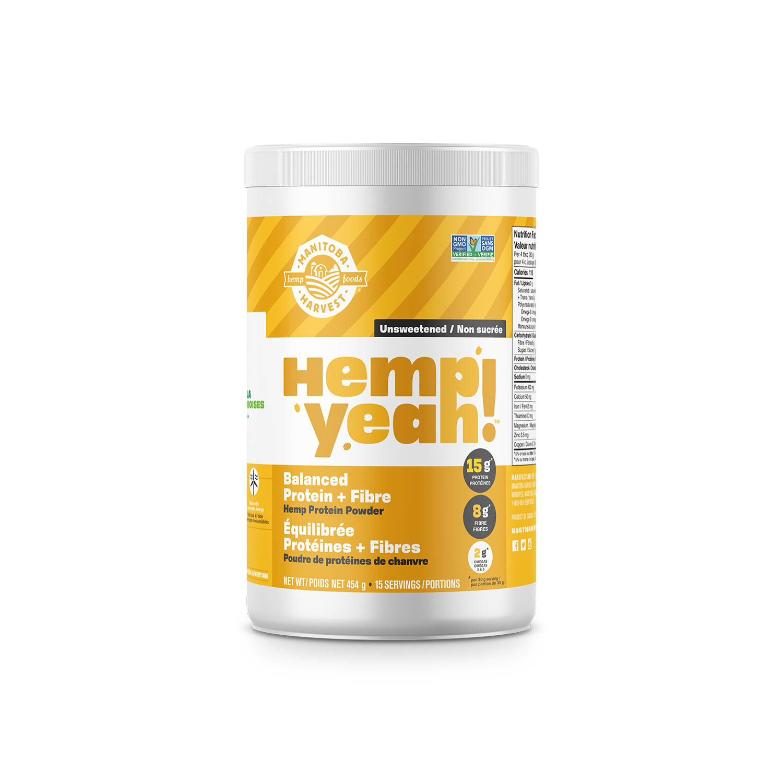 MB - Hemp Yeah! Protein + Fibre (454g)