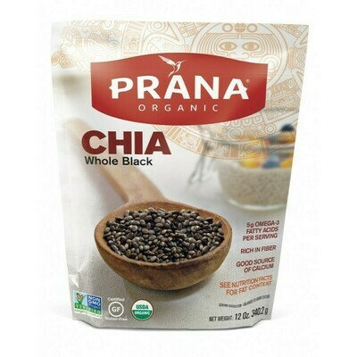 Prana - Chia Whole Black