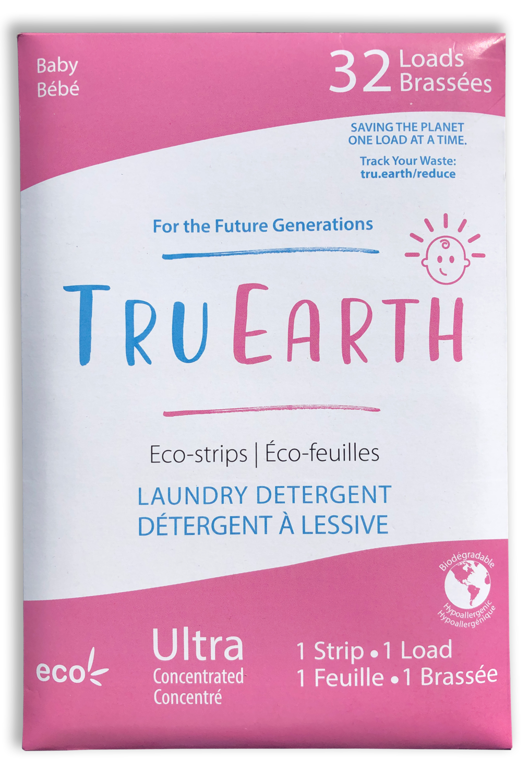 Tru Earth - Baby Laundry Detergent (32 Loads)