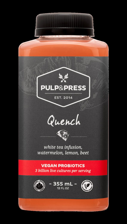Pulp & Press - Quench 335ml Vegan Probiotics