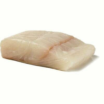 Dockside Fisheries - Halibut 4oz - (boneless, skinless)