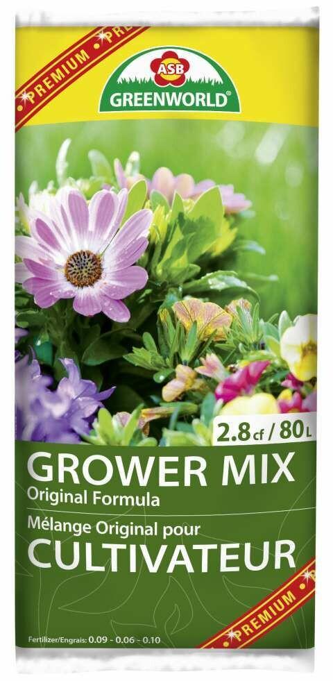 ASB Growers Mix Original Formula (80L)
