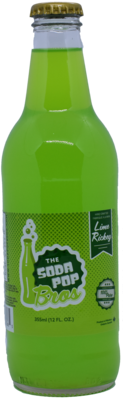 Soda Pop Bros - Lime Rickey (355ml)