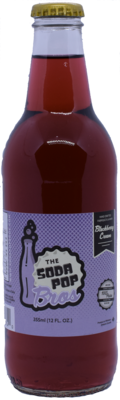 Soda Pop Bros - Blackberry Cream (355ml)