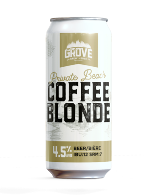 Grove - Private Beach Coffee Blonde