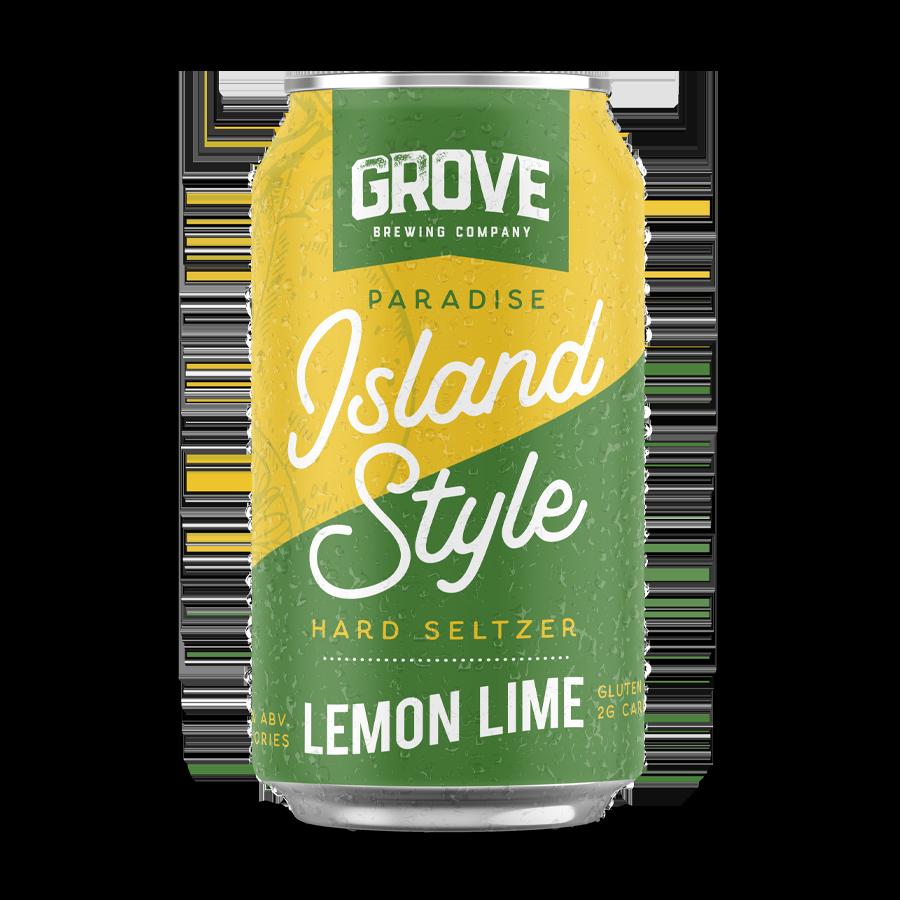 Grove - Lemon Lime  Seltzer 355ml