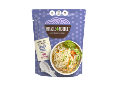 Miracle Noodle - Vegan Pho  215g