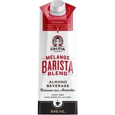 Califia Farms -Barista Blend - Almond (946ml)