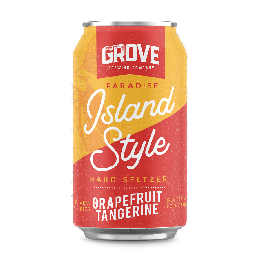 Grove - Grapefruit Seltzer 355ml