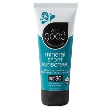 All Good - SPF30 Mineral Sport