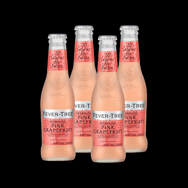 Fever Tree - Pink Grapefruit 4pk