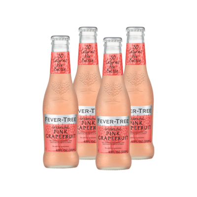 Fever Tree - Pink Grapefruit 4pk