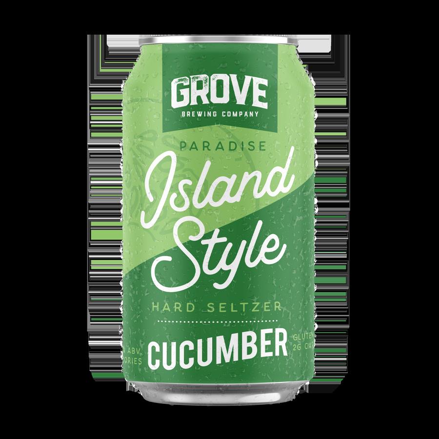 Grove - Cucumber Seltzer 355ml