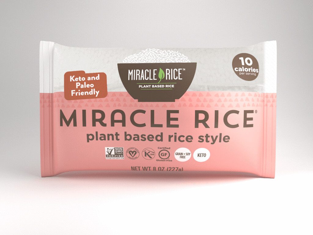 Miracle Noodle - Rice (V) 227g