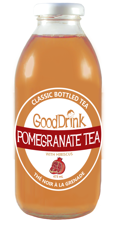 Good Drink  - Pomegranate Tea w/Hibiscus