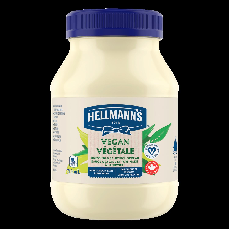 Hellmann's  Vegan Mayonnaise  710ml