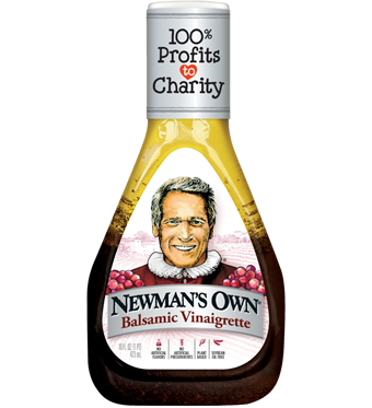 Newman's Own - Balsamic Vinaigrette   350ml