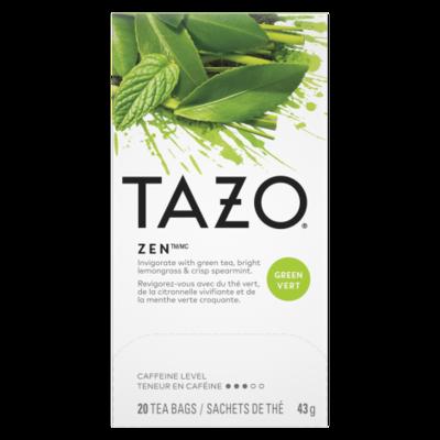 Tazo - Zen  (24bags)
