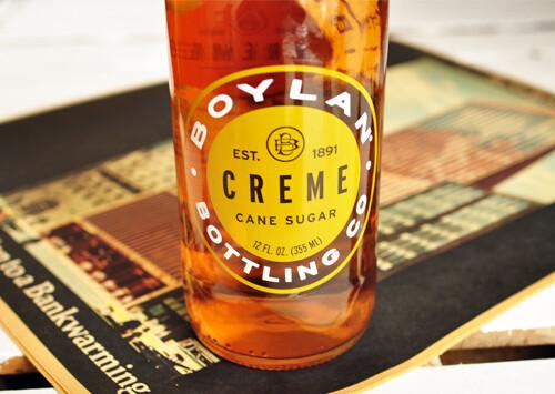Boylan - Creme Soda 355ml