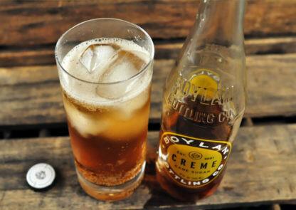 Boylan - Creme Soda  4/pk.  (355ml)