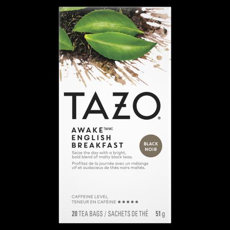 Tazo - Awake English Breakfast (20bags)