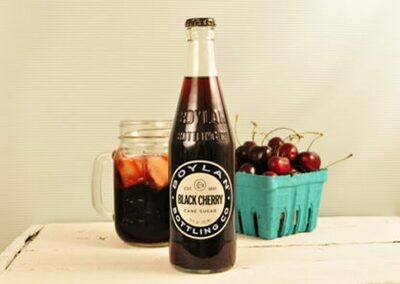 Boylan - Black Cherry 355ml