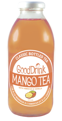 Good Drink  - Mango Tea w/Hibiscus & Vanilla