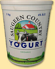 Saugeen County Dairy - Org. Yogurt