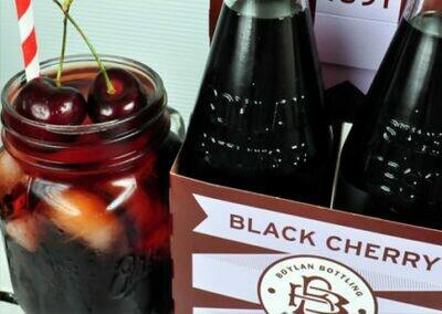 Boylan - Black Cherry  4/pk.  (355ml)