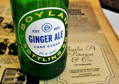 Boylan - Ginger Ale 355ml