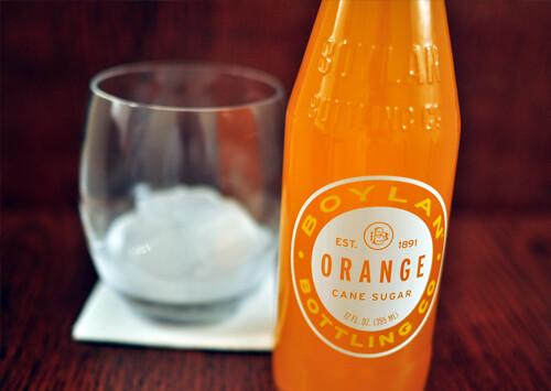 Boylan - Orange 355ml