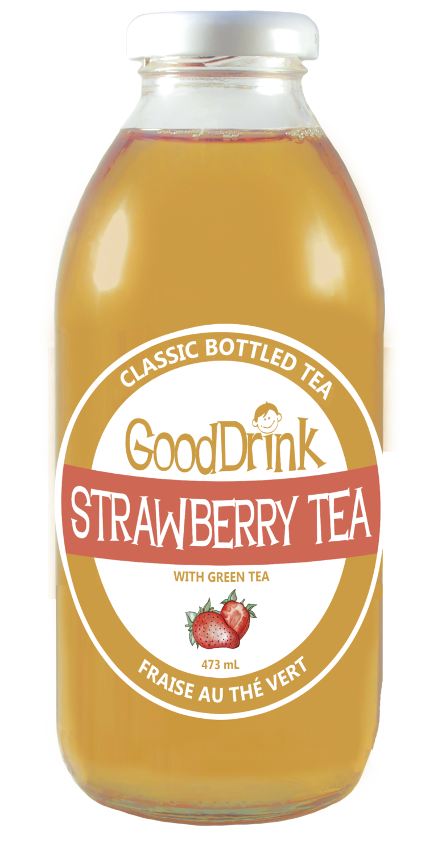 Good Drink  - Strawberry Tea w/Green Tea