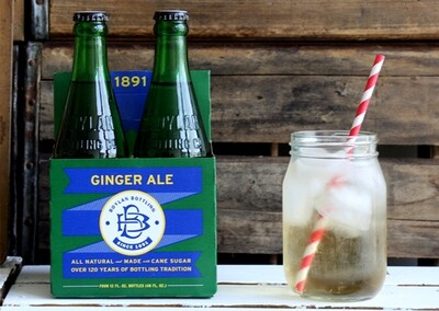 Boylan - Ginger Ale  4/pk.  (355ml)