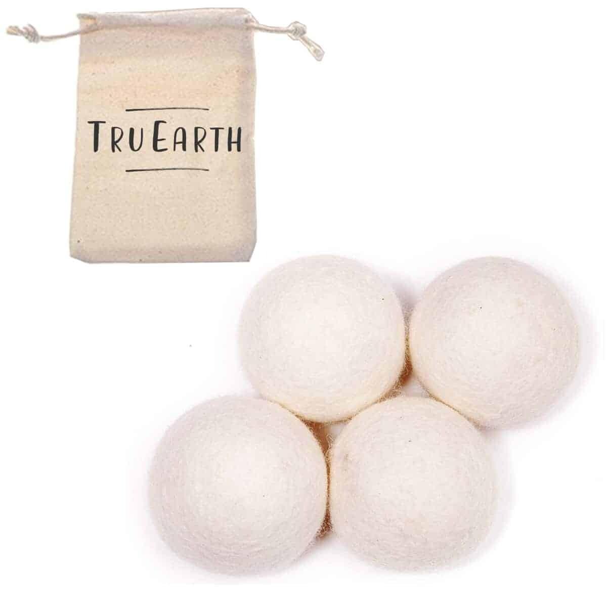 Tru Earth - 4pk Wool Dryer Balls