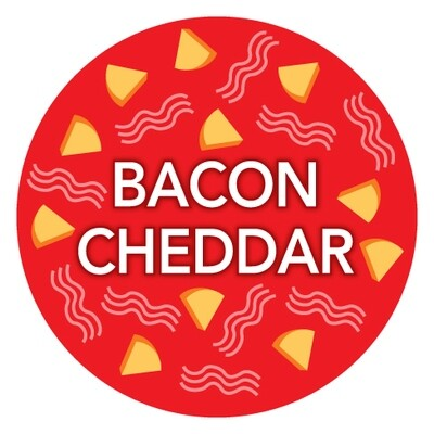 What's Poppin - Bacon Cheddar