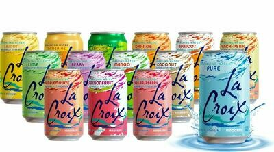 LaCroix -Mixed 8-pack