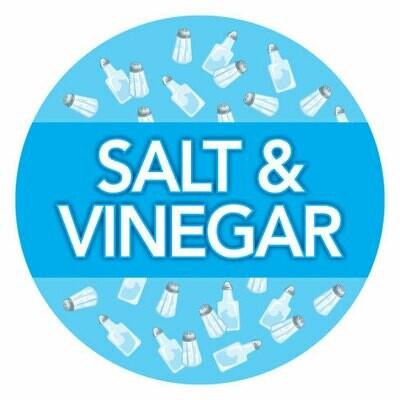 What's Poppin - Salt & Vinegar