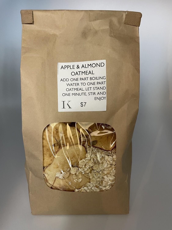 Iron Kettle - Apple & Almond Oatmeal