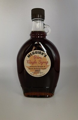 McGuire's Pure Maple Syrup