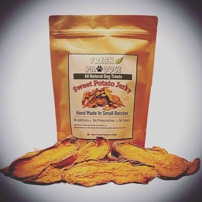 Fresh Pawduce - Sweet Potato Jerky