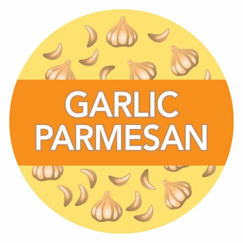 What's Poppin - Garlic Parmesan Shaker 95g