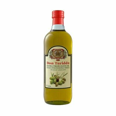 Don Turiddu - Extra Virgin Olive Oil 1 ltr.