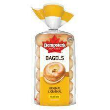Dempsters - Original Bagels