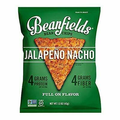 Beanfields - Bean Chip Jalapeno Nacho